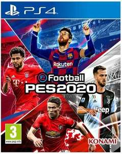 PES 2020 - PS4 £34.16 / Xbox One £36.00 @ The Game Collection Outlet on Ebay