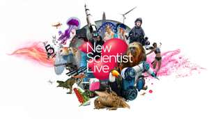 30% off New scientist Live