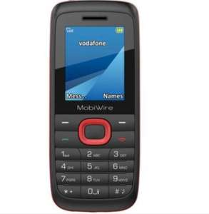 Mobiwire Ayasha on Vodafone PAYG - 99p in store at Sainsburys Colton. No topup required