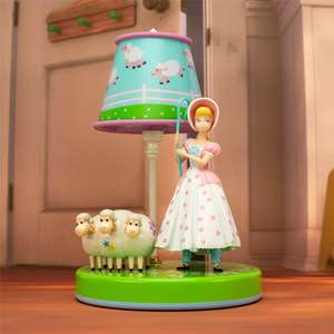 Pre-Order Toy Story Bo Peep Lamp £26.98 Delivered @ IWOOT
