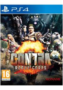 Contra: Rogue Corps (PS4) £9.99 Delivered @ Simply Games