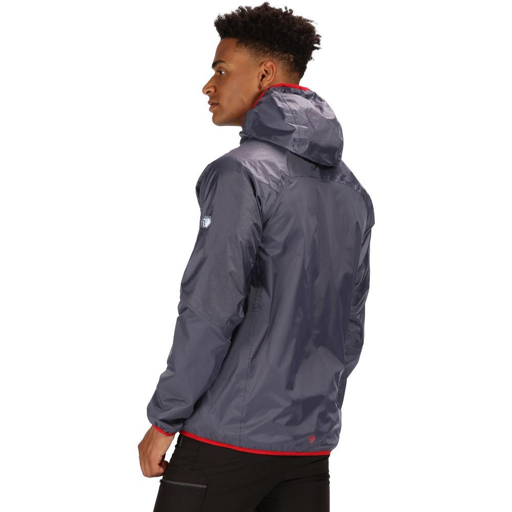 Regatta Mens Levin II Waterproof Isotex Durable Reflective Jacket Coat £19.98 at outdoor_look eBay
