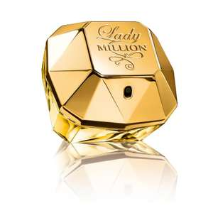 Paco Rabanne Lady Million For Women Edp 80ml Spray £56 using code @ The Fragrance Shop Free delivery