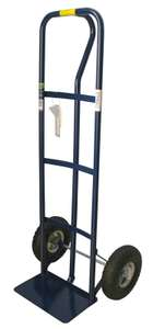 P-Handle Trolley with Pneumatic Tyres (up to 250kg) for £20 @ Homebase (Free Click & Collect)