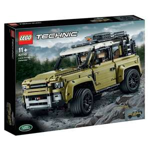 LEGO Technic Land Rover Defender - Model 42110 (11+ Years) for £124.99 Delivered (Membership Required) @ Costco