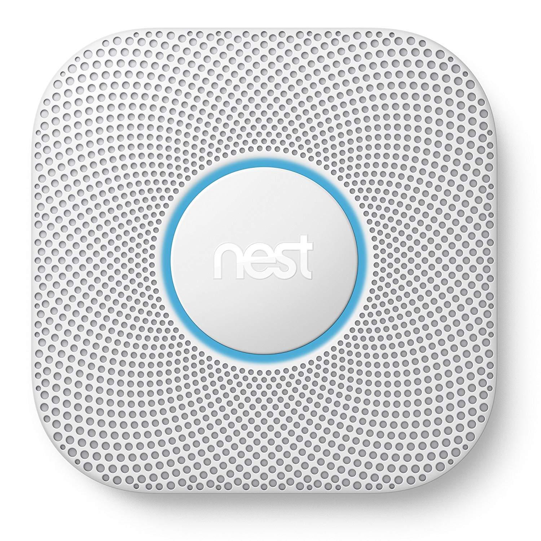 Nest Protect 2nd Generation Smoke + Carbon Monoxide Alarm (Battery) £79 at Amazon