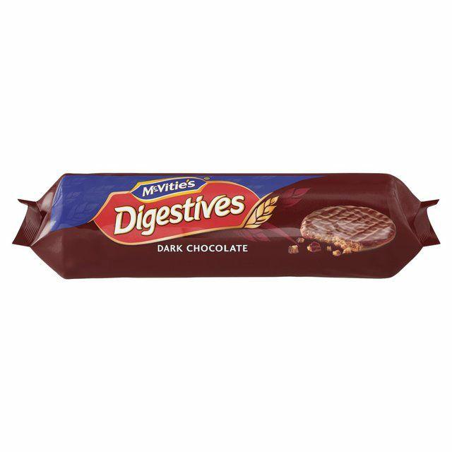 McVitie's Digestives Milk & Dark Chocolate 433g plus other varieties £1 @ Morrisons