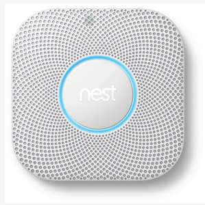 Nest Smart Protect Series 2 Wired Smoke and CO2 Detector S3003LWGB £78 @ Travis Perkins