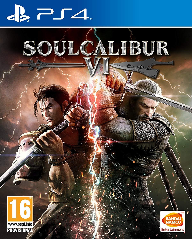 Soul Calibur VI (PS4) - £14.85 delivered @ Base