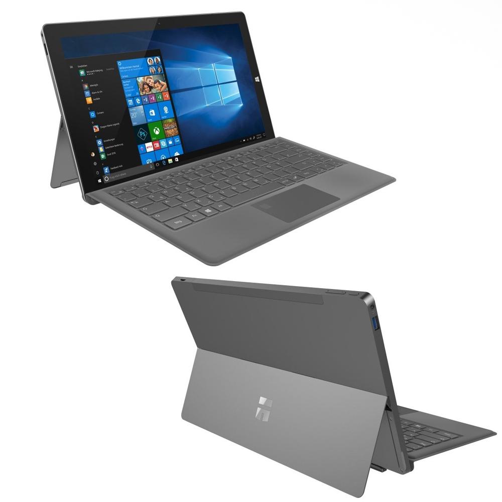 "Trekstor Primetab  64GB 13.3"" Full HD Touchscreen 2-in-1 Laptop - N3350  / 4GB RAM / M.2 Expandable - Free Next Day Del £179.99 @ Ebuyer"