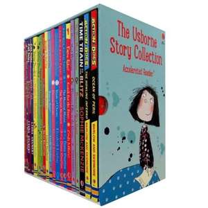 The Usborne Story Collection 20 Books Box Set £16.48 delivered @ Books2door