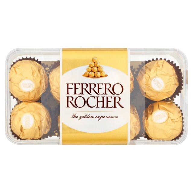 Ferrero Rocher 3x16 Pieces (48 total) £10 @ Morrisons