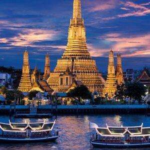 Return flight to Bangkok (Departing LHR / Nov-Dec & Feb-Mar departures / Air China / Incl' 23kg checked luggage) £276 @ Skyscanner / MyTrip