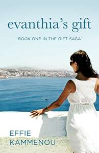 Great Holiday Romantic Read  - Evanthia's Gift (The Gift Saga Book 1) Kindle Edition  - Free Download @ Amazon