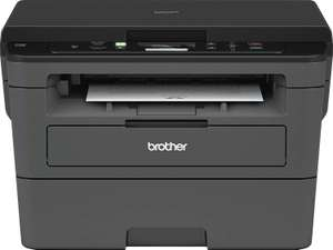 Brother DCP-L2530DW A4 Mono Laser Printer, Wireless and PC Connected, Print, Copy, Scan and 2 Sided Printing - £98.99 @ Amazon