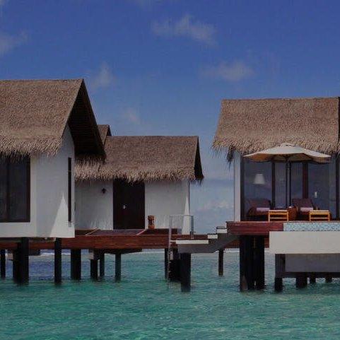 The Residence, Maldives. Water Villa + transfers 2 people £3236 via Destinology