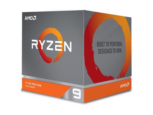 AMD Ryzen 9 3900X 3.8GHz Dodeca Core CPU £506.74 at CCLOnline