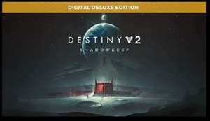 Destiny 2 Shadowkeep: Digital Deluxe Edition £42.49 @ GMG with code