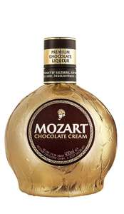 Mozart Chocolate Cream Liqueur, 50cl on Amazon - £13.99 (Prime) £17.48 (Non Prime)