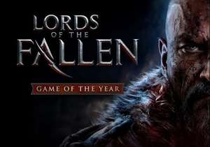 Lords of the Fallen Game of the Year Edition (Steam PC) £1.52 with code @ Gamivo