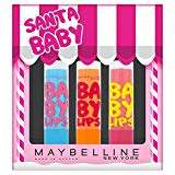 Maybelline Santa Baby Christmas Baby Lips Gift Set For Her £1.17 @ Amazon Add On