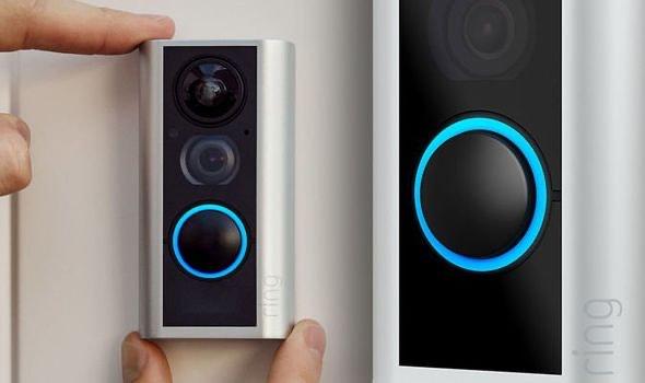 Ring Door View Camera 1080p £134 at Toolstation