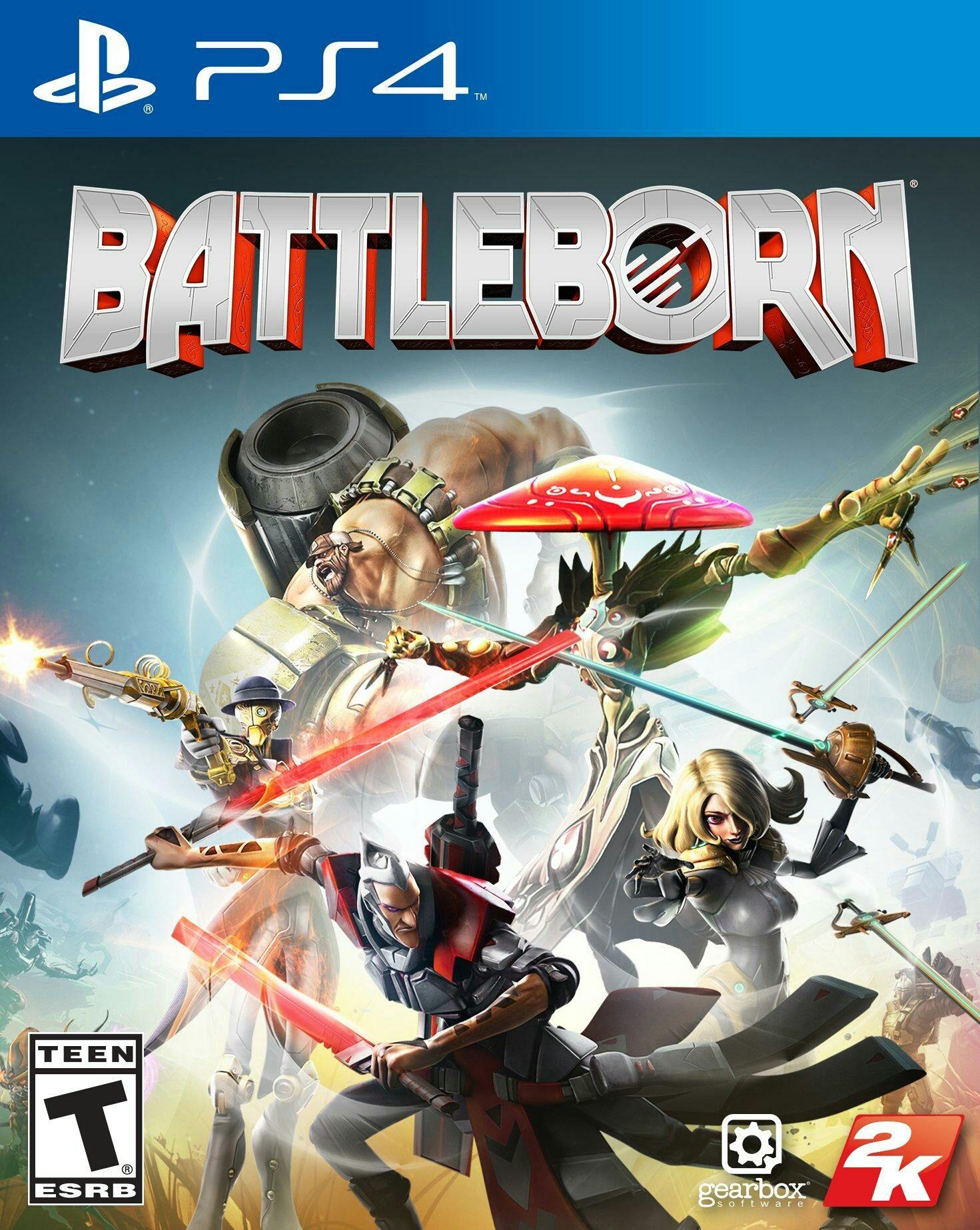 Battleborn PS4 99p + £2.99 delivery Non Prime @ Amazon