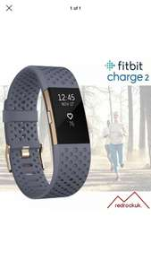 Fitbit Charge 2 Special Edition - £89.95 @ eBay / red-rock-uk