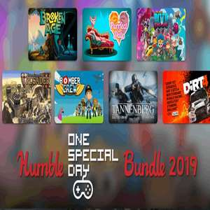 Humble One Special Day Bundle - From 76p - Humble Store