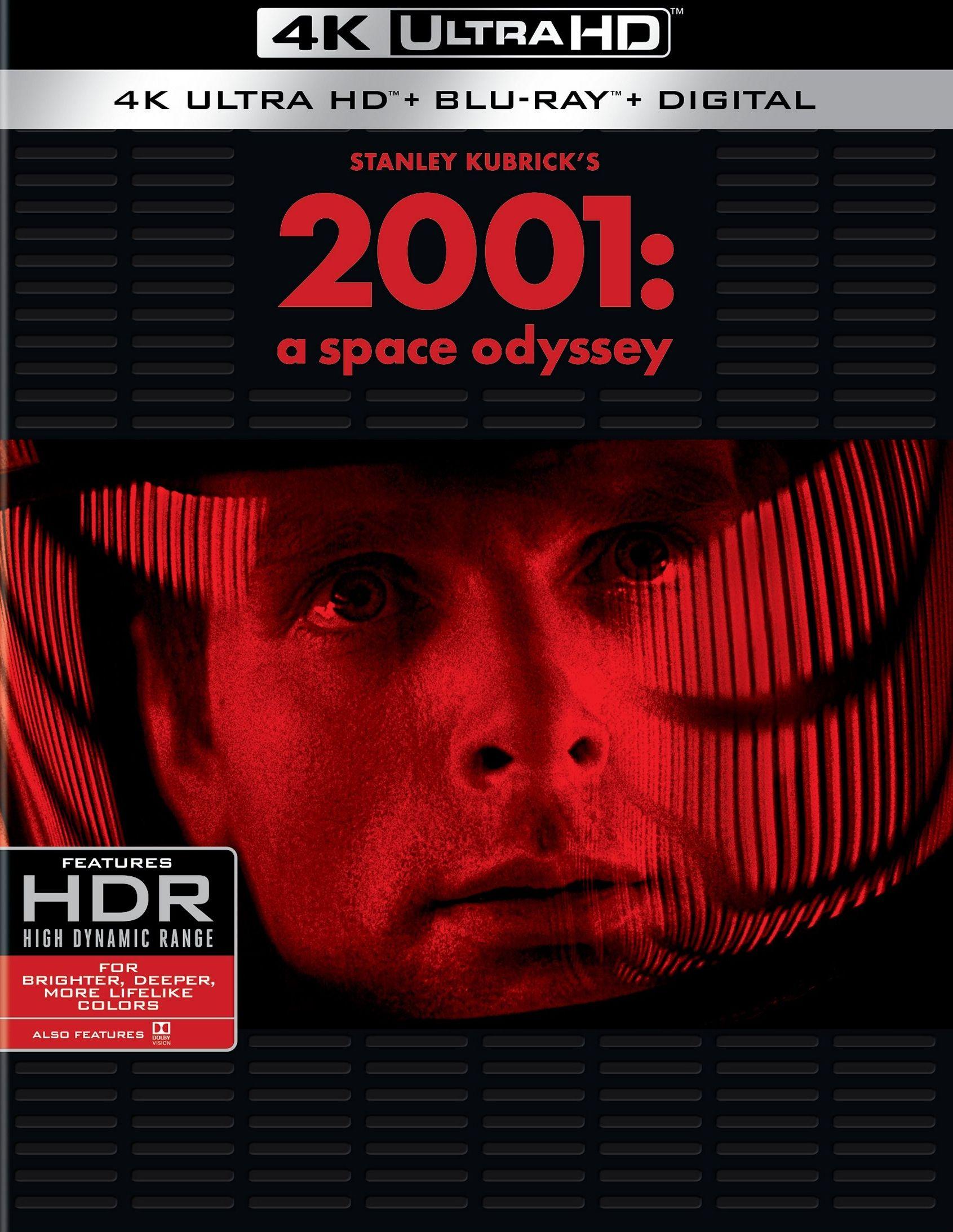 2001: A Space Odyssey [1968] (4K Ultra HD Blu-ray Steelbook) for £23.99 @ eBay / theentertainmentstore