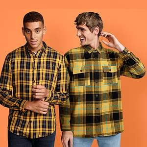 Automatic £20 off £75 Spend Men's Clothing Instore and Online @ Debenhams