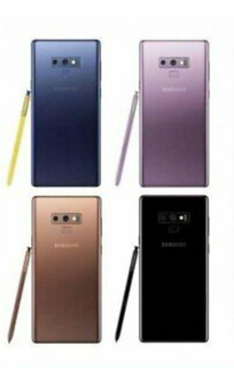 Samsung Galaxy Note 9 128GB Black Unlocked - Refurbished Good Condition Smartphone - £332.99 @ XS Items / Ebay