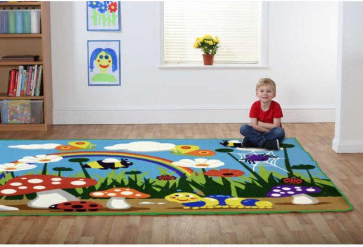 Back to Nature Bee Wide Display Carpet - £12.05 @ Hawkins Bazaar (+£2.75 P&P)