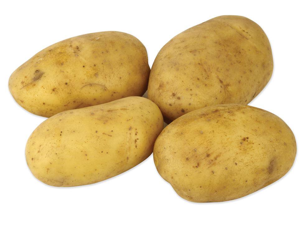 Aldi loose baking potatoes 16p each instore