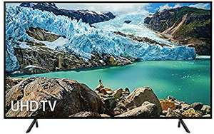 "Samsung 43RU7100 43"" flat 4k TV [Energy Class A] £349 @ Amazon"
