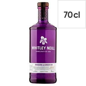 Whitley Neill Rhubarb Ginger Gin 70Cl £21 @ Amazon