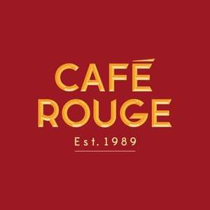 Café Rouge Free 'Croque sandwiches' for HSBC Advance Members