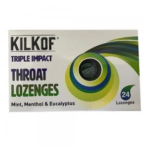 Kilkof Lozenges 24 pack 29 p instore @ Poundstretcher