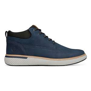 Timberland Cross Mark Plain Toe Chukka (Men's) - Navy Nubuck £55 @ Uttings