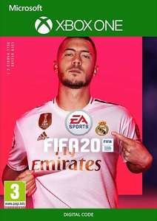 FIFA 20 Standard Edition Xbox One £36.99 @ CDKeys