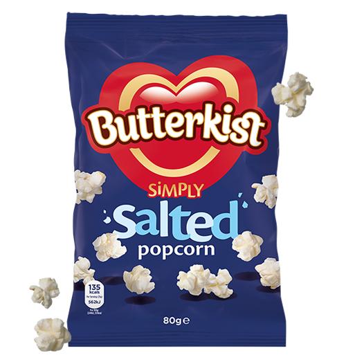 Popcorn offer - £1.50 Cashback on any popcorn, 50p minimum spend @ TopCashback