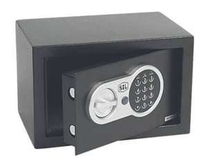Smith & Locke 20Et1030 Electronic Combination Safe 8.5Ltr £19.99 At Screwfix