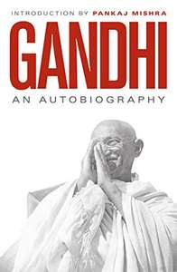 An Autobiography: Or The Story of My Experiments With Truth by M.K. Gandhi (Author), Mahadev Desai (Translator) Kindle Edition 99p @ Amazon
