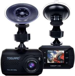 TOGUARD Mini Dash Cam Full HD 1080P Car Dash Cam £15.99 Sold by Tomato Direct FBA / £19.98 non Prime