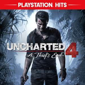 UNCHARTED 4: A Thief's End Digital Edition (PS4) £9.99 @ PlayStation Network