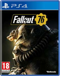 Fallout 76 (PS4) for £9.97 delivered @ Currys