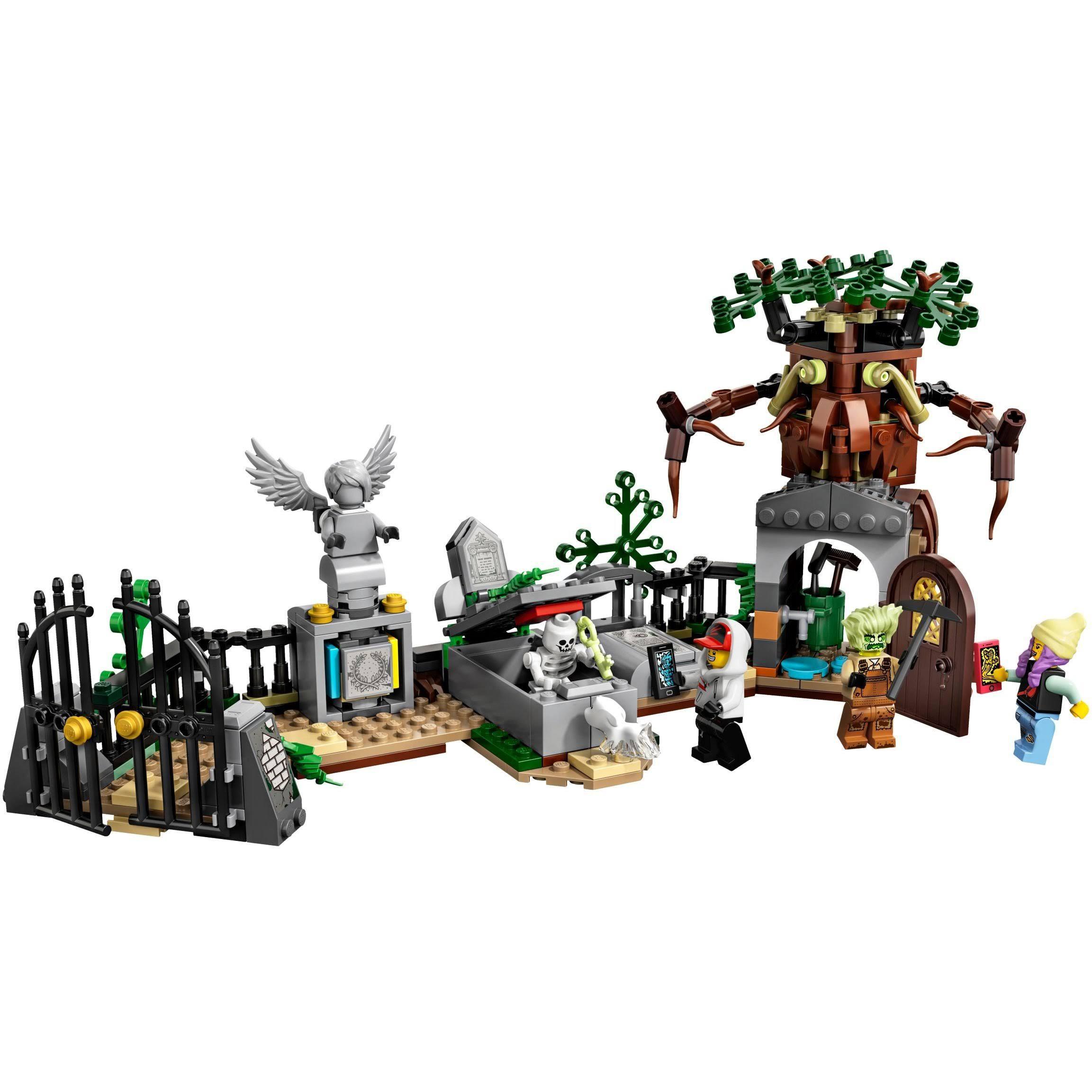 Lego Hidden Side 25% off Argos (ie Graveyard Mystery Ghost AR Games Set £18.75)
