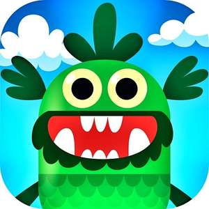 """Teach Your Monster To Read FREE on Google Play, Apple iOS & Amazon App Store (Google link click """"get deal"""" other links below)"""