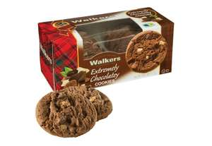 Walkers Shortbread 20% off entire range eg Extremely Chocolatey Cookies (6 packs of 8 cookies) £8.64 using code and £5 P&P free P&P over £20