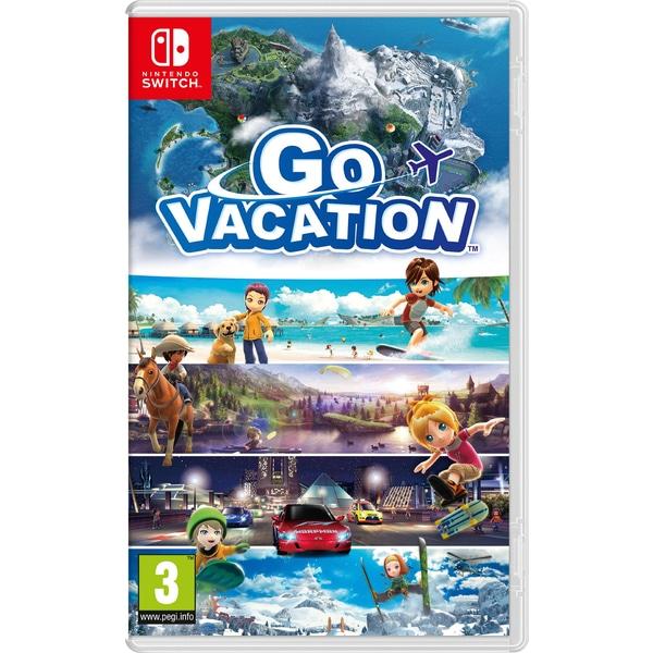 Go Vacation Nintendo Switch for £20 delivered @ Smyths